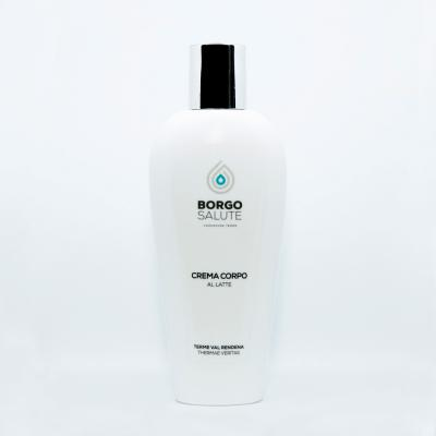 Crema corpo idratante al latte
