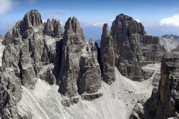 Dolomiti di Brenta Unesco